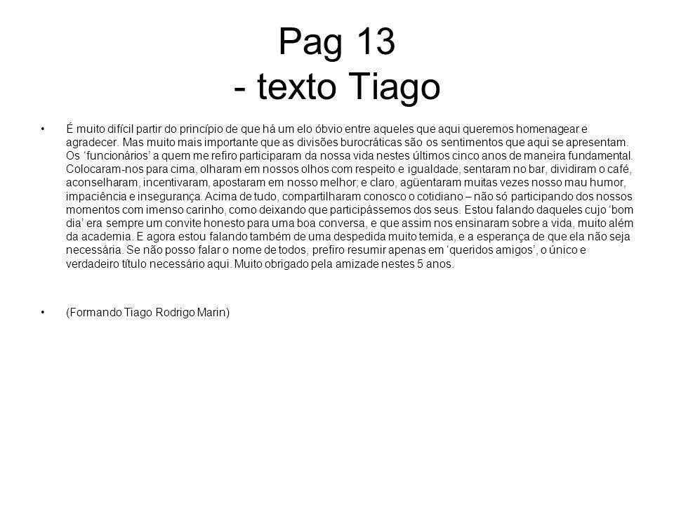Pag 13 - texto Tiago