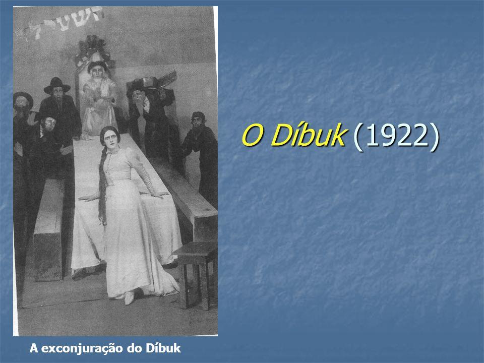O Díbuk (1922) A exconjuração do Díbuk