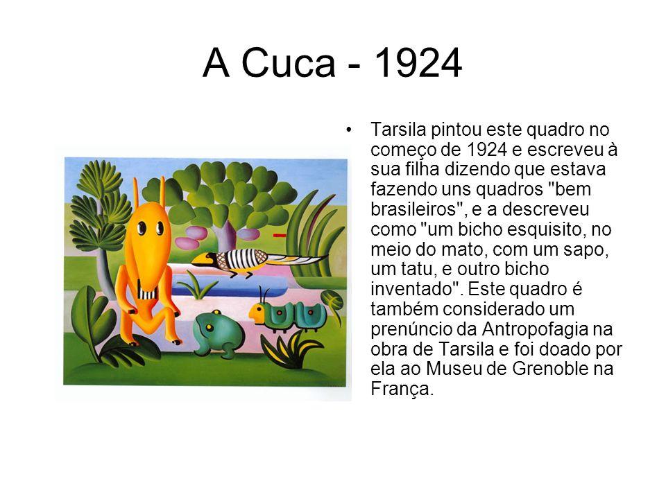 A Cuca - 1924