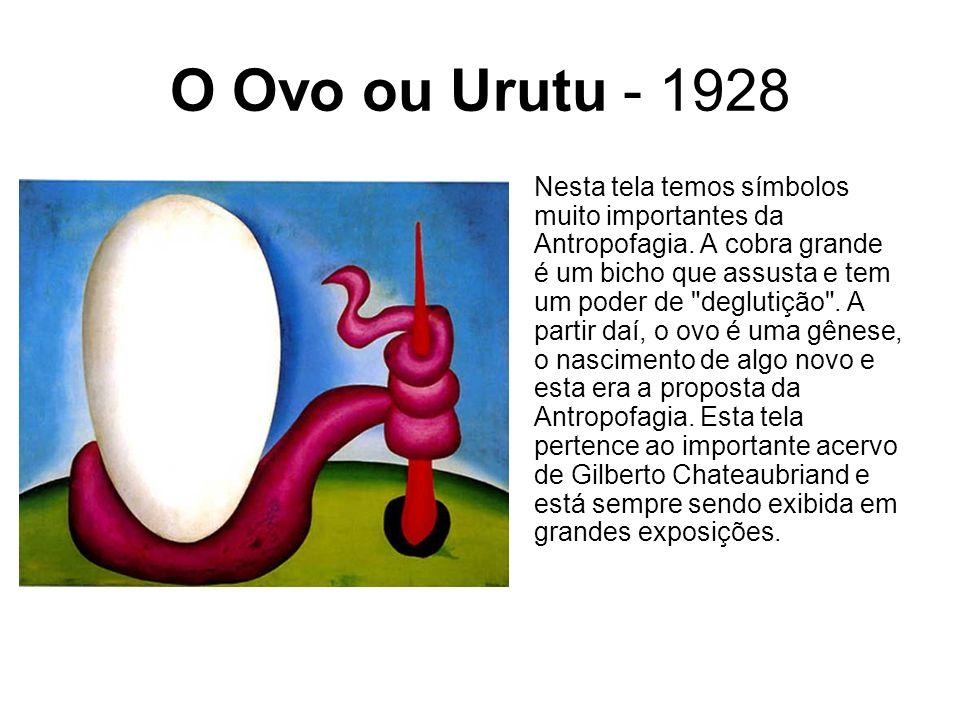 O Ovo ou Urutu - 1928