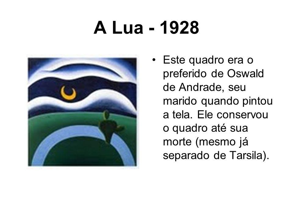 A Lua - 1928