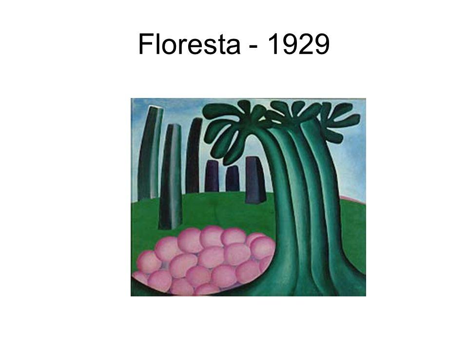 Floresta - 1929