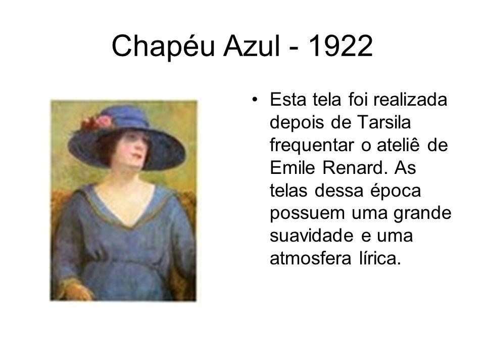 Chapéu Azul - 1922