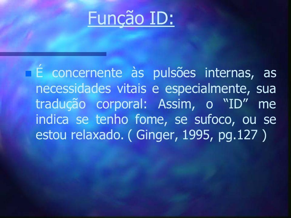 Função ID: