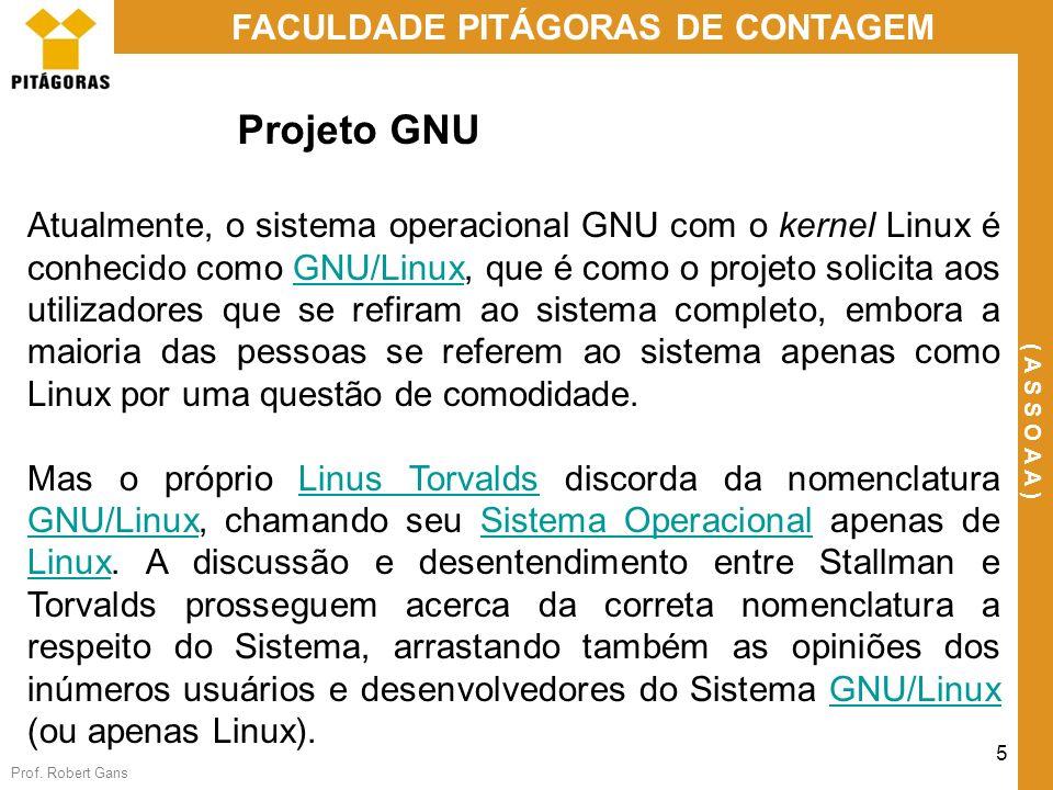 Projeto GNU