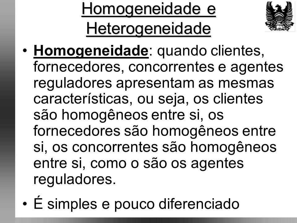 Homogeneidade e Heterogeneidade