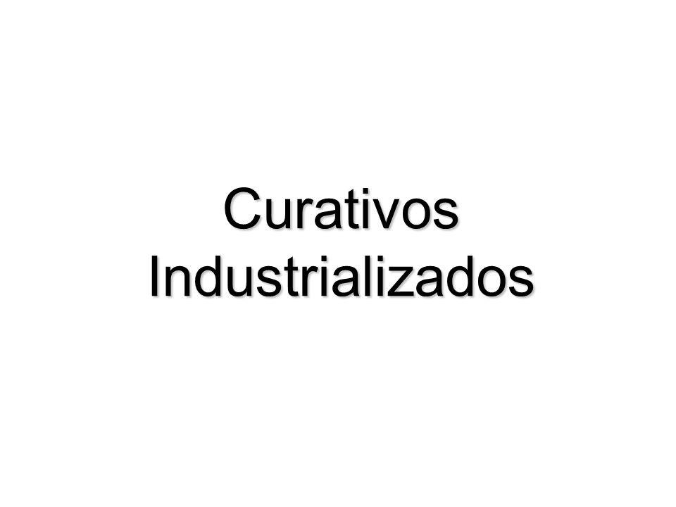 Curativos Industrializados