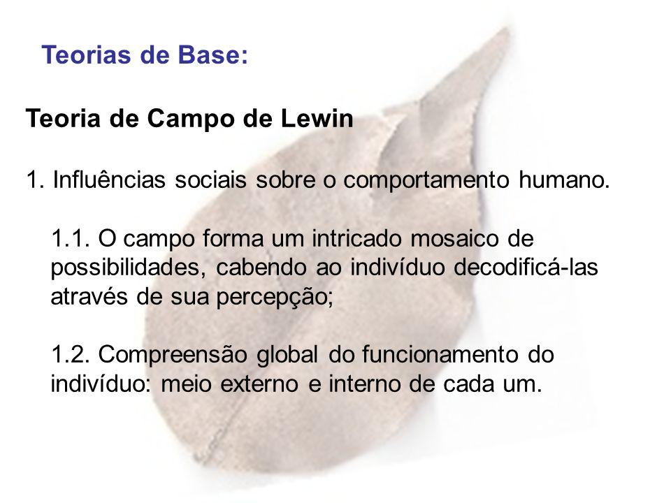 Teoria de Campo de Lewin
