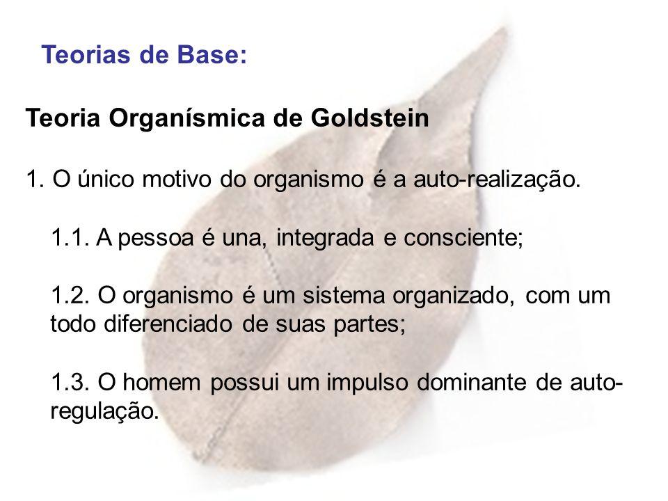 Teoria Organísmica de Goldstein