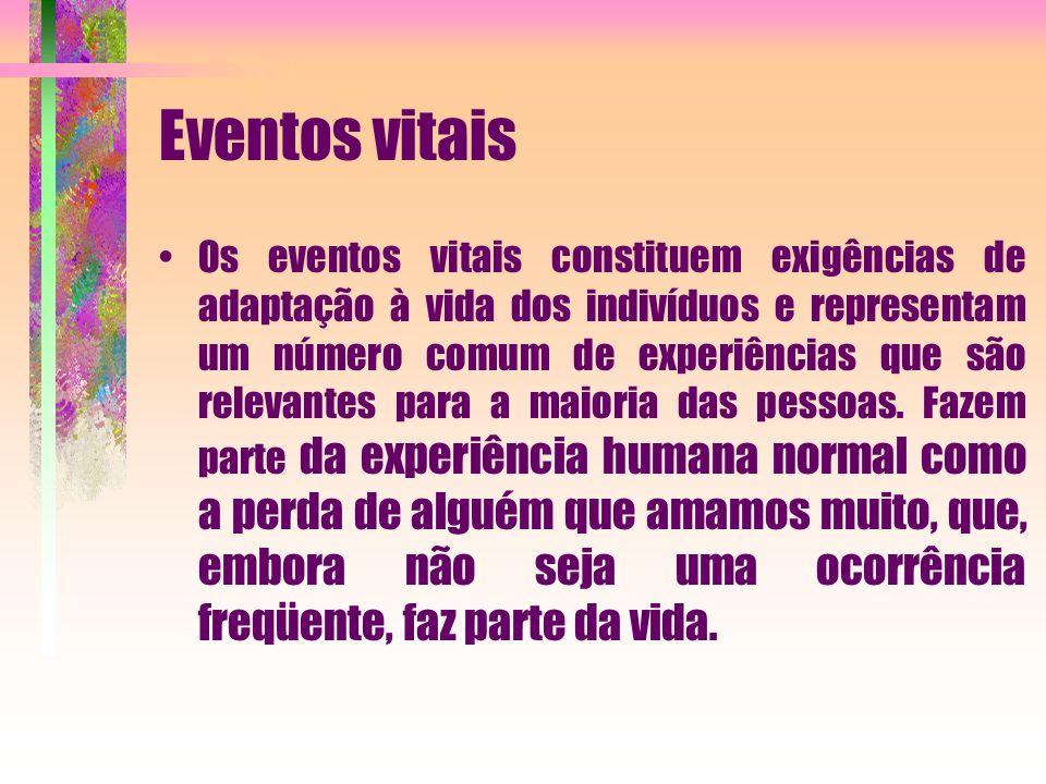 Eventos vitais