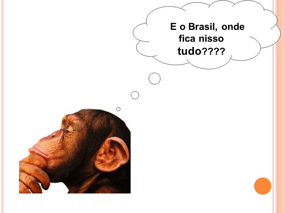 E o Brasil, onde fica nisso tudo