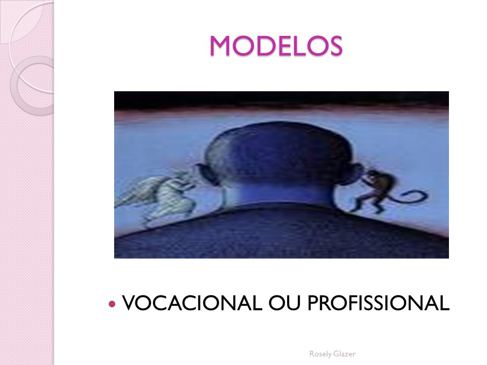 VOCACIONAL OU PROFISSIONAL