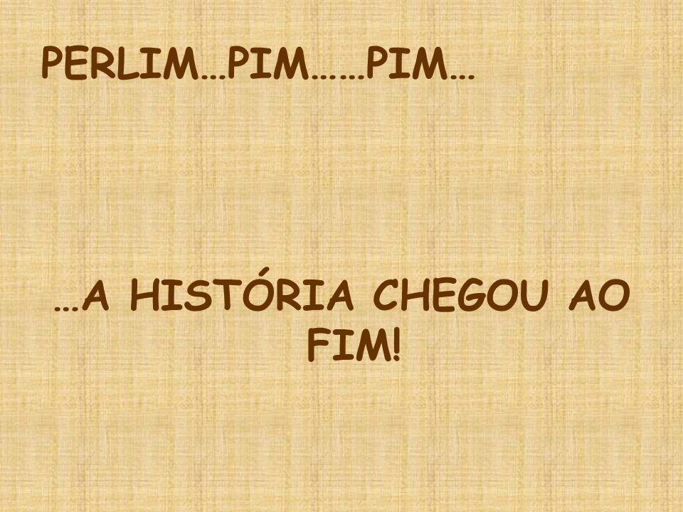 …A HISTÓRIA CHEGOU AO FIM!