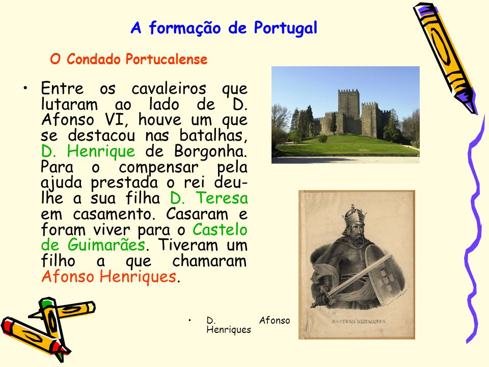 O Condado Portucalense