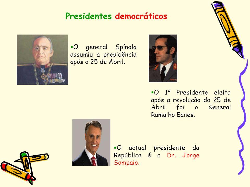 Presidentes democráticos