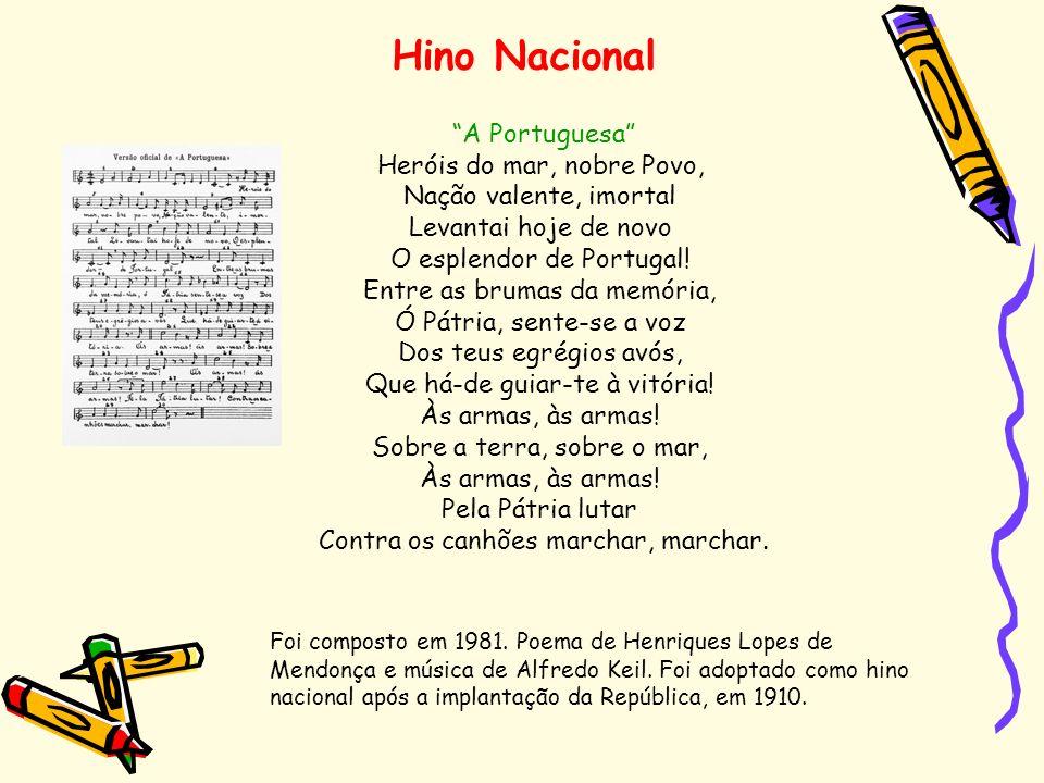 Hino Nacional A Portuguesa