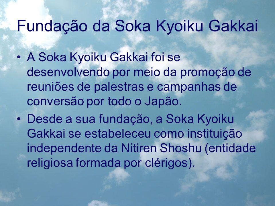 Fundação da Soka Kyoiku Gakkai