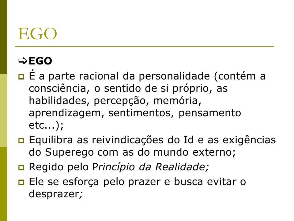 EGO EGO.