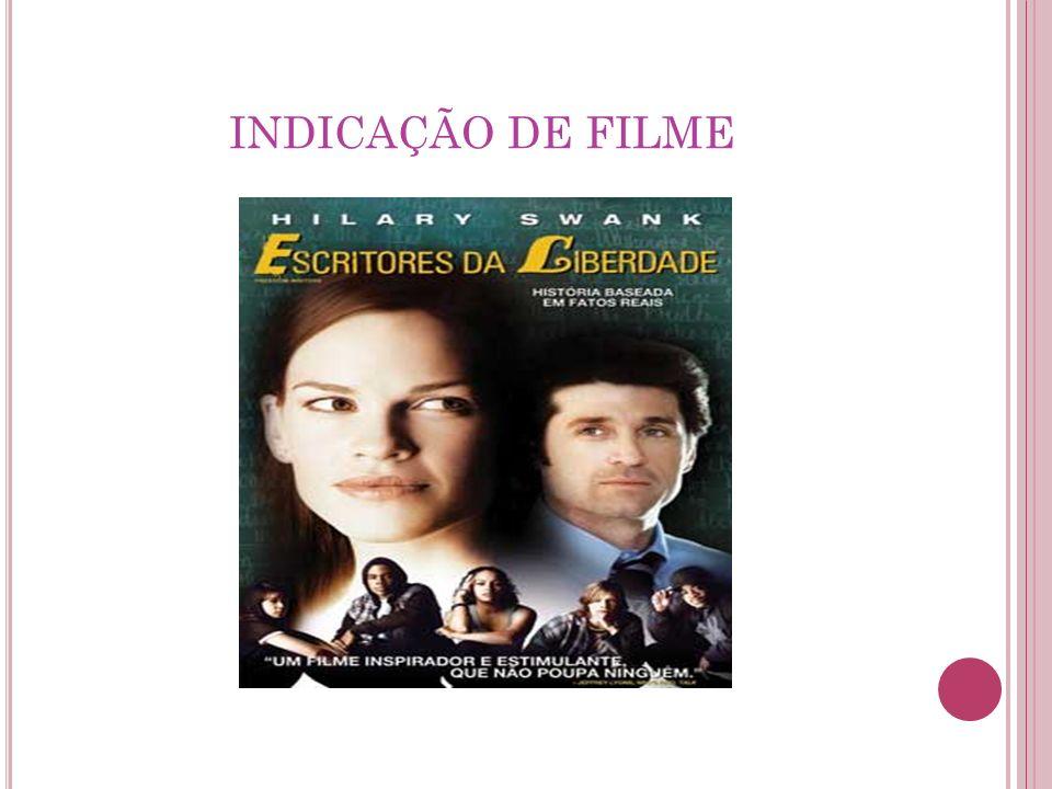 INDICAÇÃO DE FILME