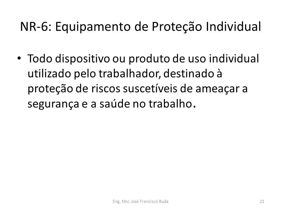 NR-6: Equipamento de Proteção Individual