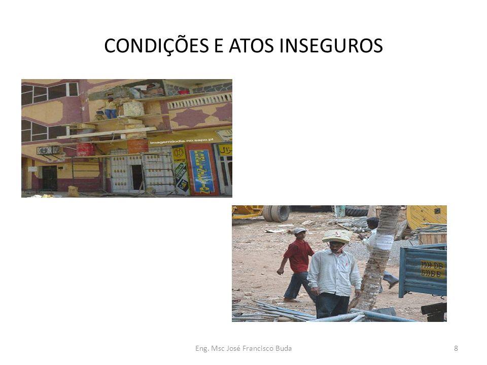 CONDIÇÕES E ATOS INSEGUROS