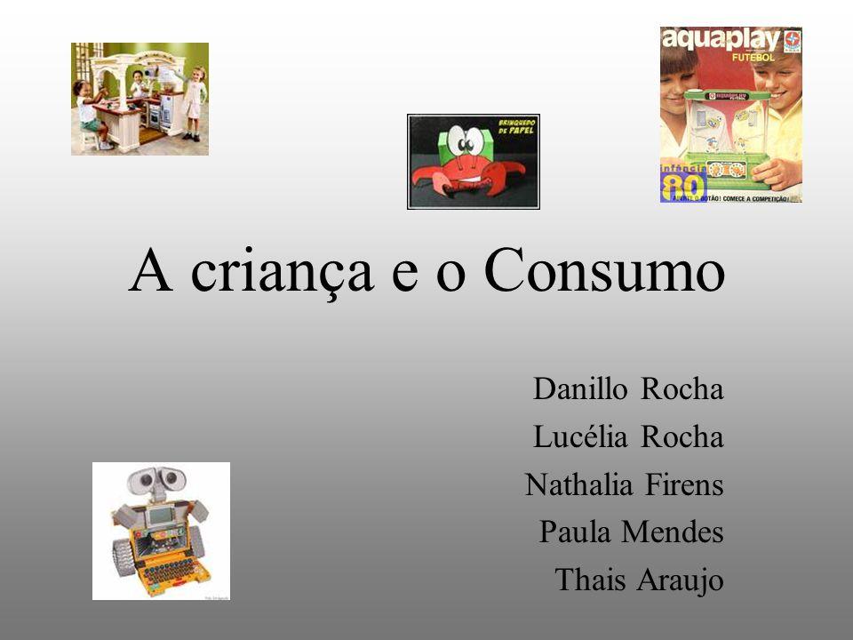 Danillo Rocha Lucélia Rocha Nathalia Firens Paula Mendes Thais Araujo