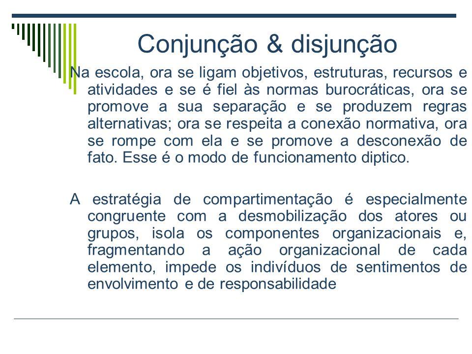 Conjunção & disjunção