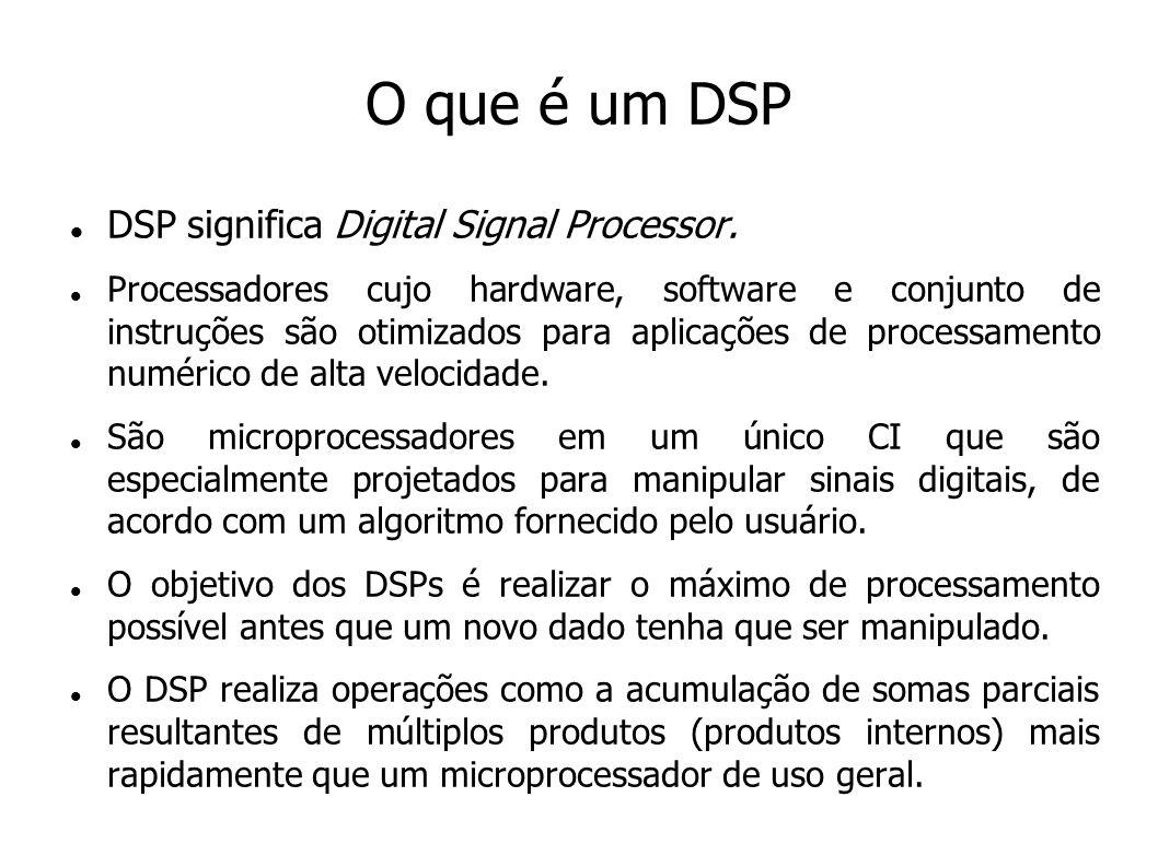 Processadores digitais de sinais dsps ppt carregar for Que significa hardware
