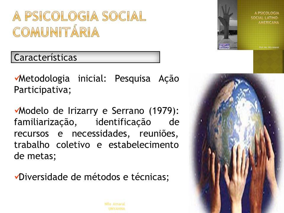 a psicologia social comunitáriA