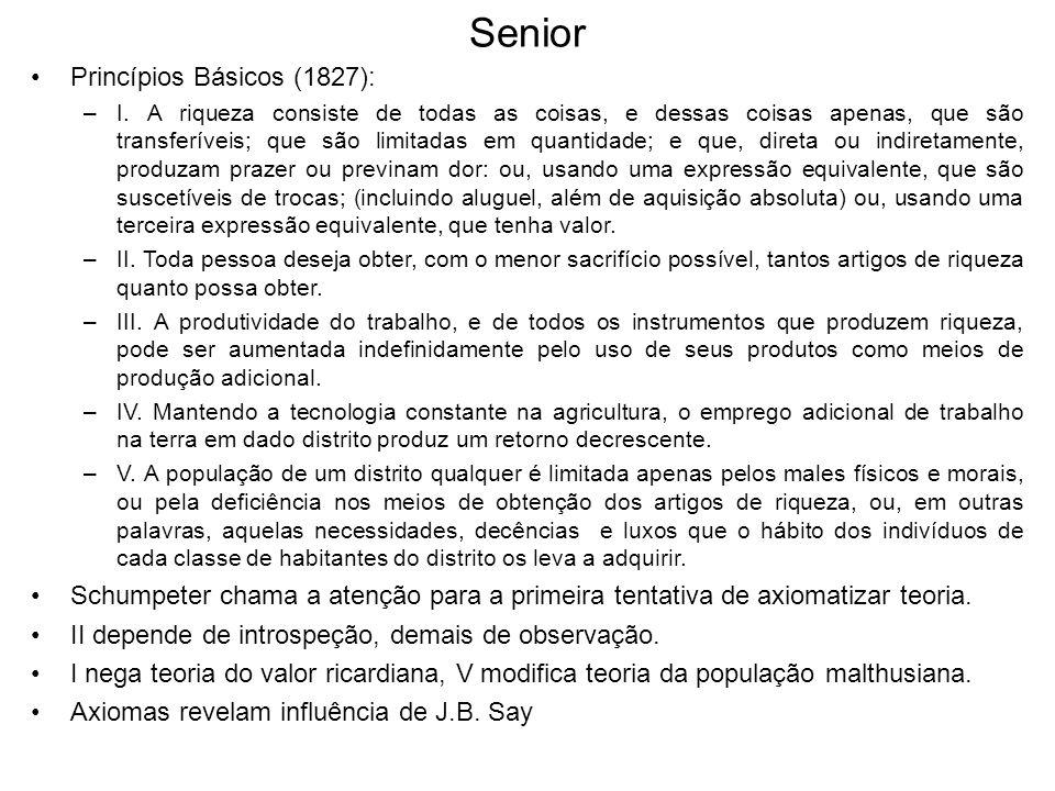 Senior Princípios Básicos (1827):