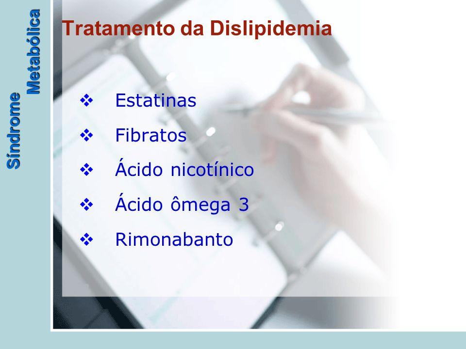 Tratamento da Dislipidemia