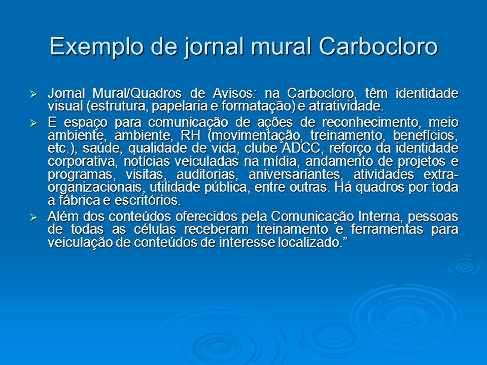 Jornal mural comunica o interna ppt video online carregar for Aviso de ocasion mural