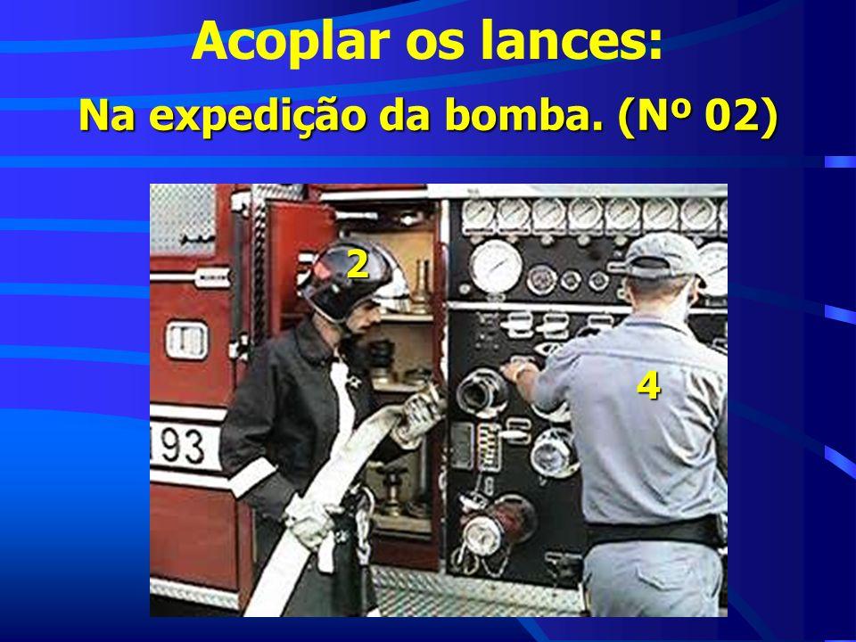 Na expedição da bomba. (Nº 02)