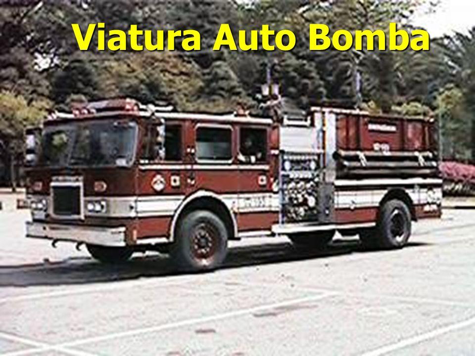 Viatura Auto Bomba