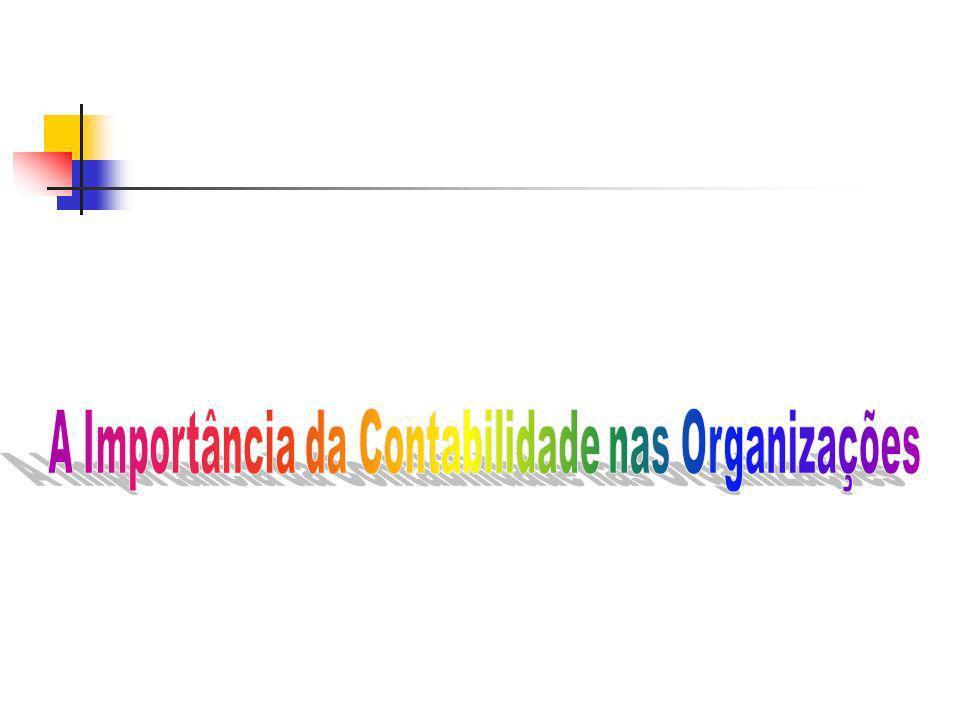 A Importância da Contabilidade nas Organizações