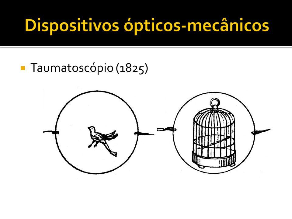Dispositivos ópticos-mecânicos