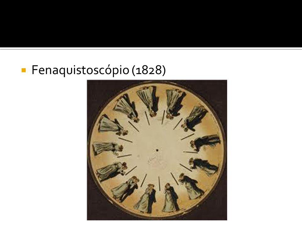Fenaquistoscópio (1828)