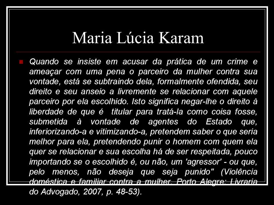 Maria Lúcia Karam