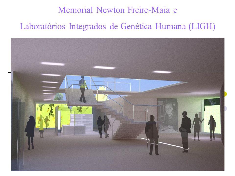 Memorial Newton Freire-Maia e
