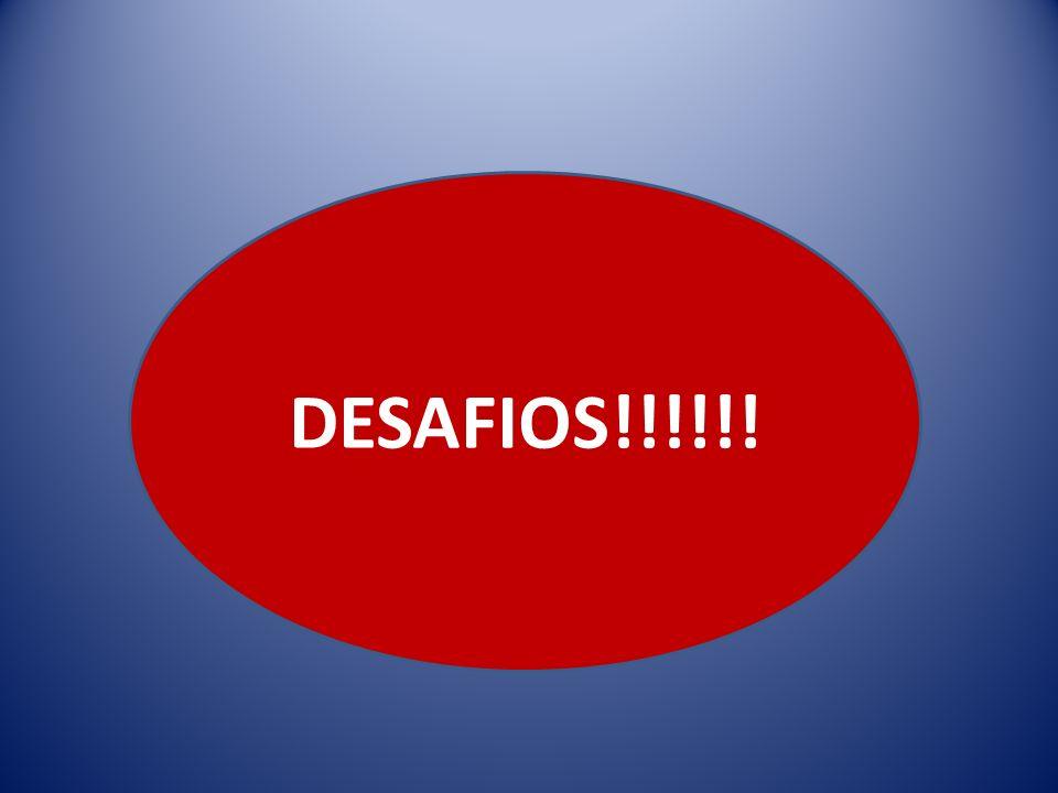 DESAFIOS!!!!!!