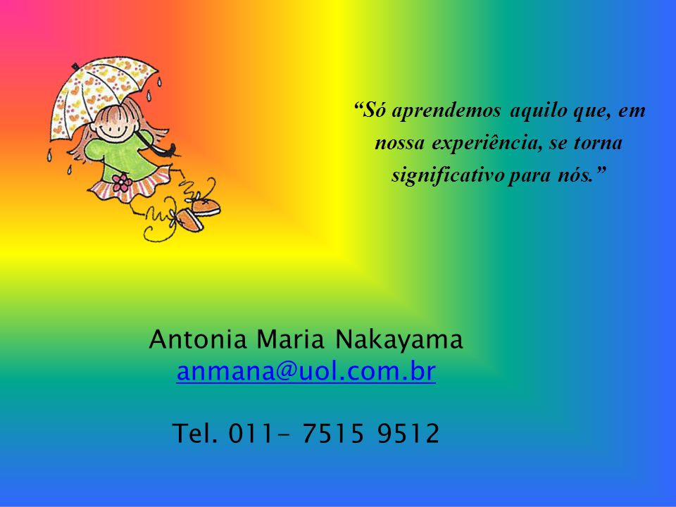 Antonia Maria Nakayama