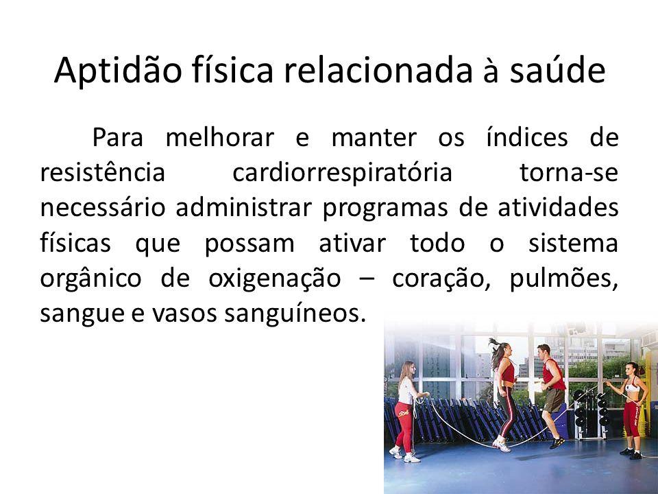 Aptidão física relacionada à saúde