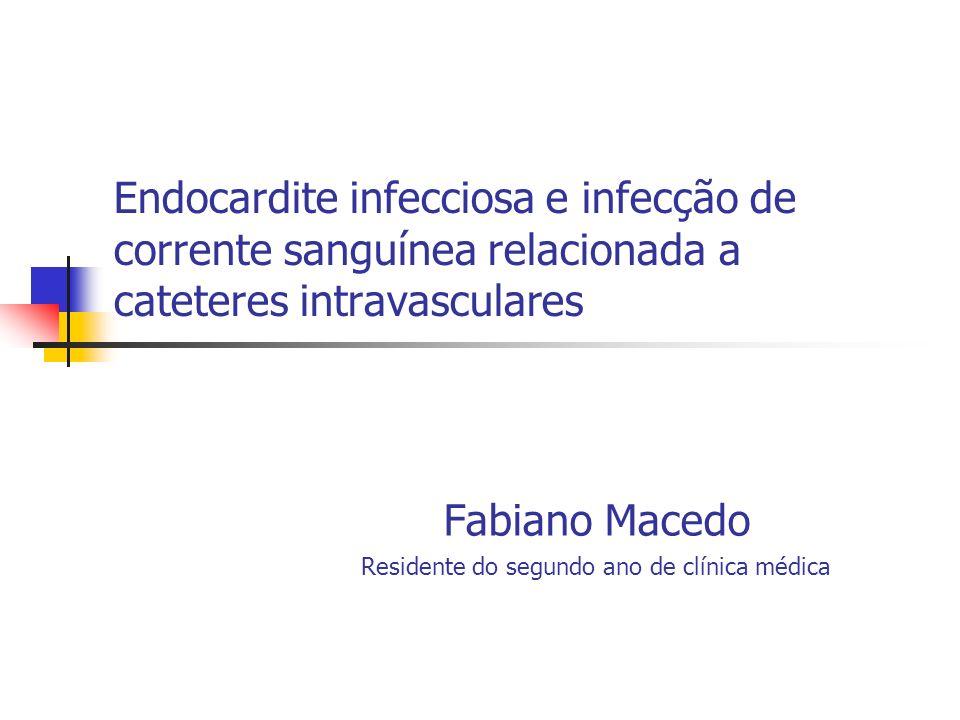 Fabiano Macedo Residente do segundo ano de clínica médica