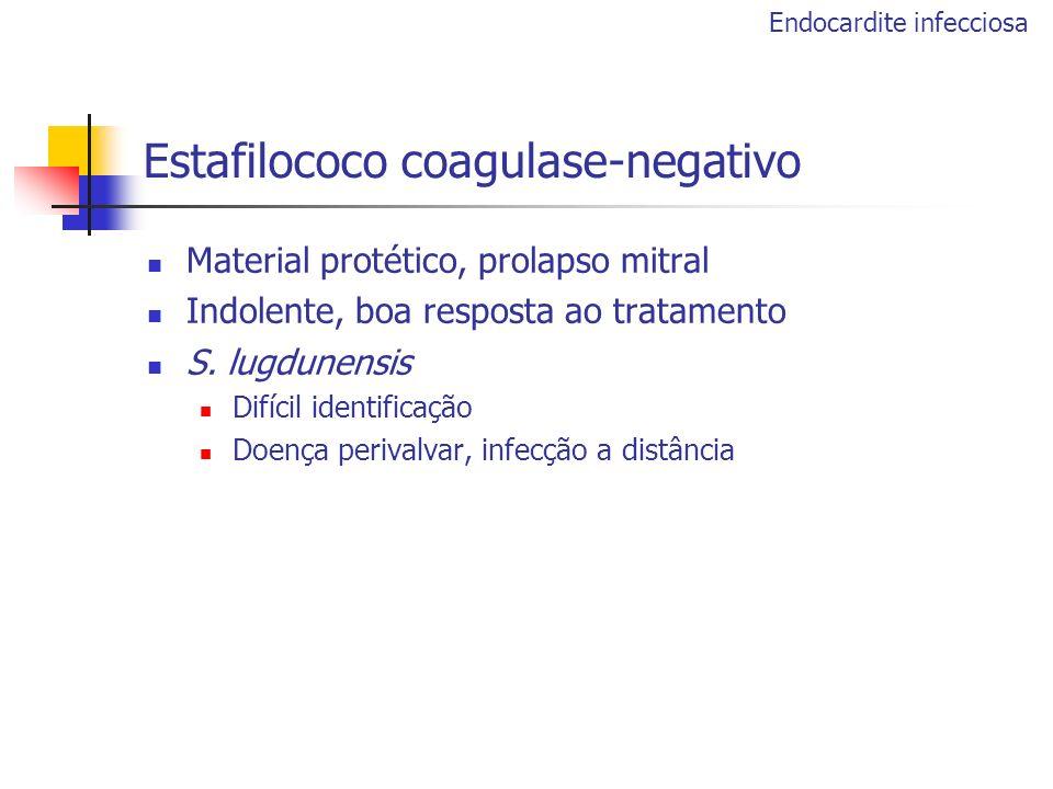 Estafilococo coagulase-negativo