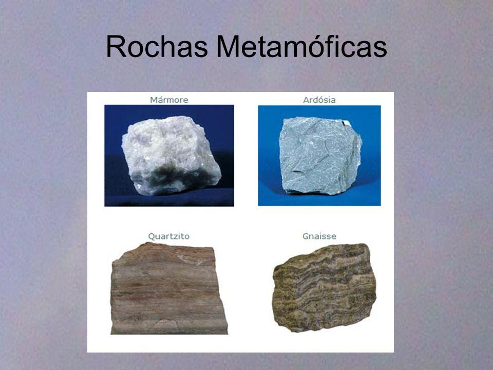 Rochas Metamóficas