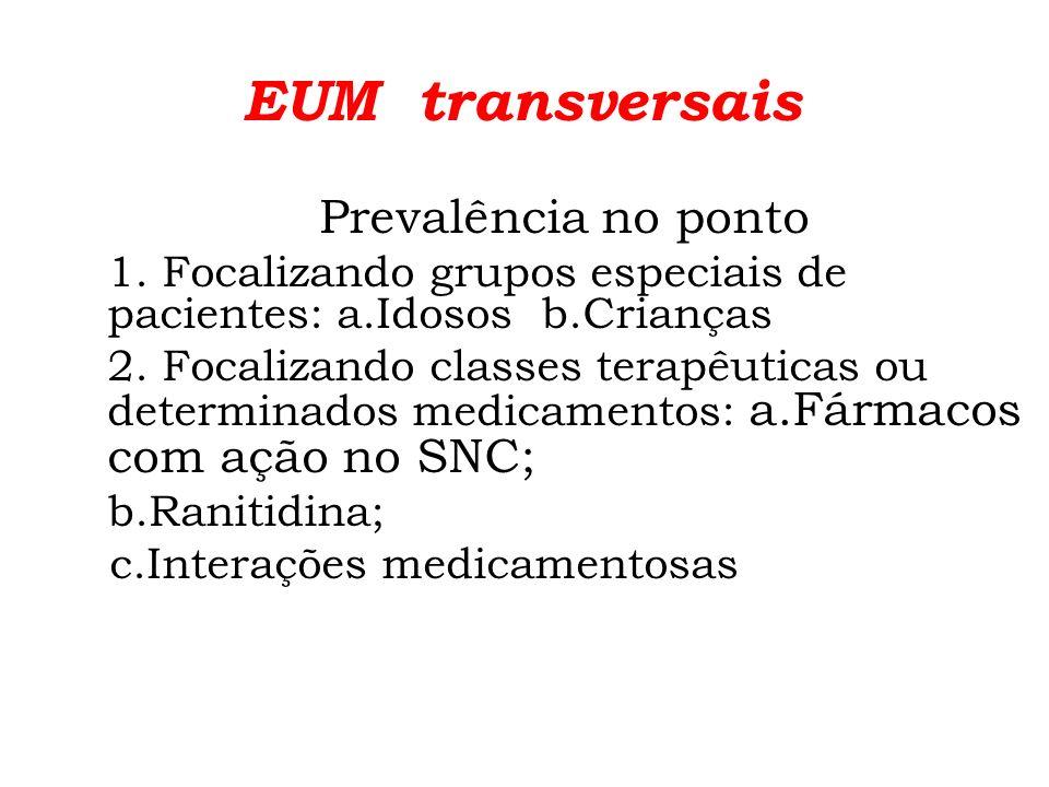 EUM transversais