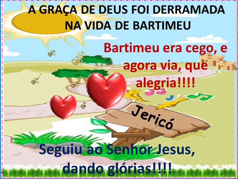 Seguiu ao Senhor Jesus, dando glórias!!!!