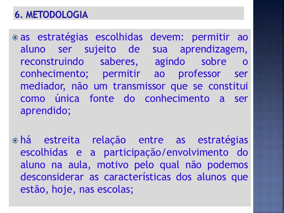 6. METODOLOGIA