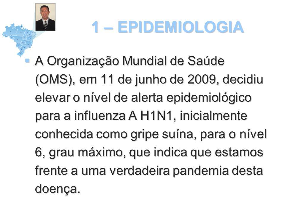 1 – EPIDEMIOLOGIA