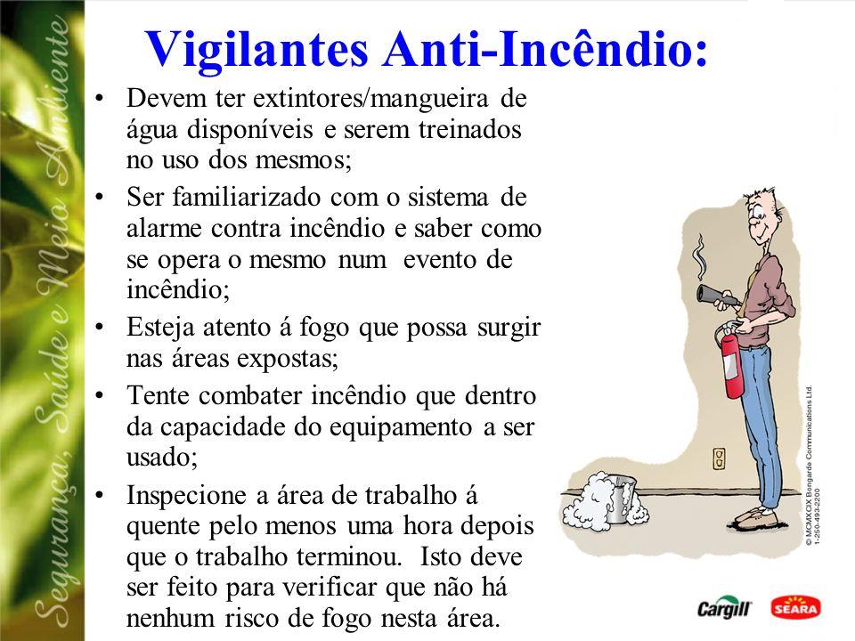 Vigilantes Anti-Incêndio: